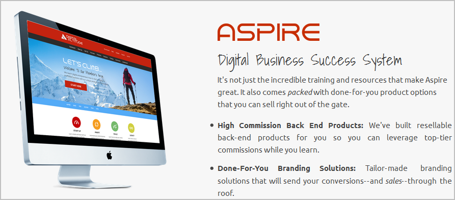 aspire by digital altitude