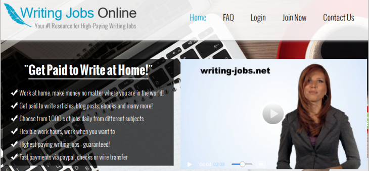 Is Writing Jobs Online a Scam? – It's a Well Written Trap!