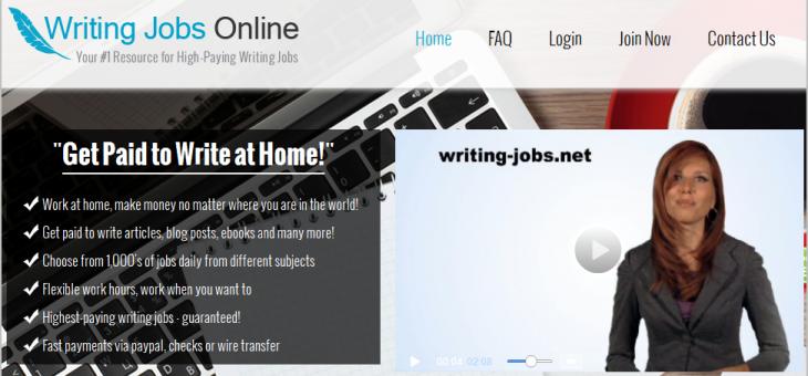 Is Writing Jobs Online a Scam? – It's a Well Written Trap