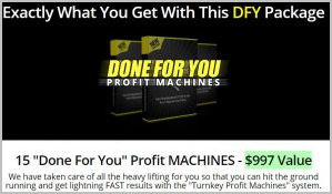 what is turnkey profit machines